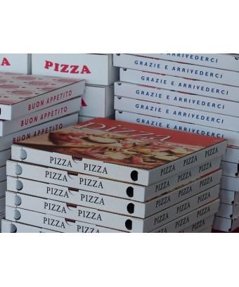 SCATOLA SCALDA PIZZA