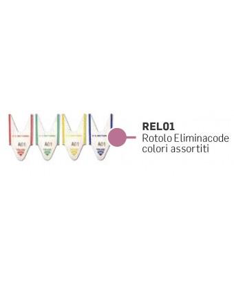 ROTOLO ELIMINACODE 2000 TICKET