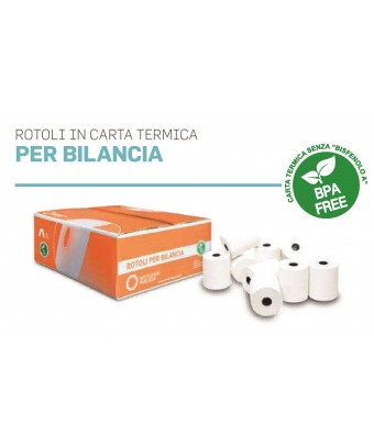 ROTOLO BILANCIA IN CARTA...