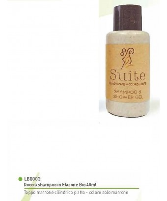 Flacone Bio doccia shampoo...