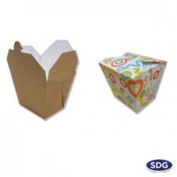 SCATOLA FOOD BOX AVANA...